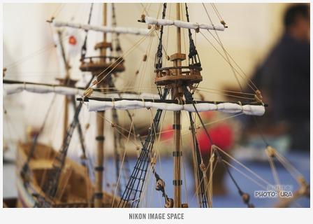 帆船模型(D7008699) posted by (C)うら