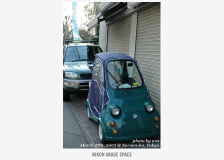 車(XXX) posted by (C)うら