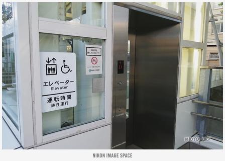 エレベータ(NL300238) posted by (C)うら