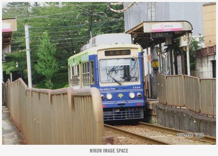 都営荒川線(TZ406139) posted by (C)うら