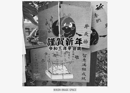 北野神社(NL300928) posted by (C)うら