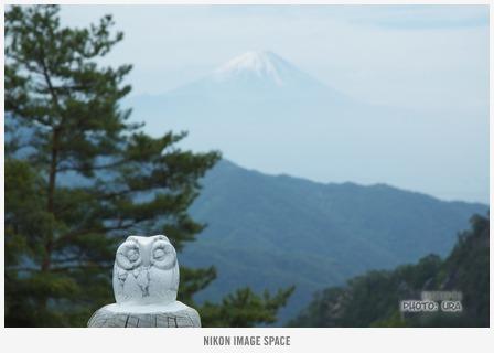富士山 posted by (C)うら