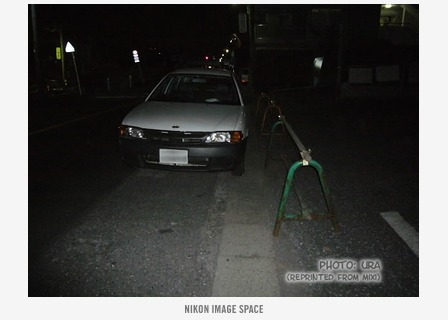 違法駐車(XXX) posted by (C)うら
