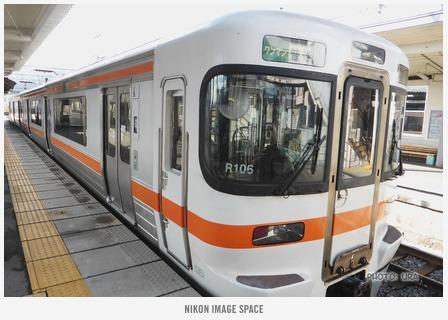 岡谷駅(TZ405173) posted by (C)うら