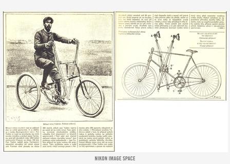 Historie cyklistiky